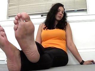Sexy Feetfetish Feet Ten