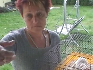 Hot Stud Screws Neighbour Granny