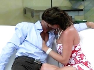 Love Internal Ejaculation Hot Mom Gets The Fuck Of Her Life And Numerous Orgasms