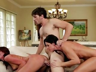 Cock Ball Torture - India Summer And Cassandra Nix Share Ha