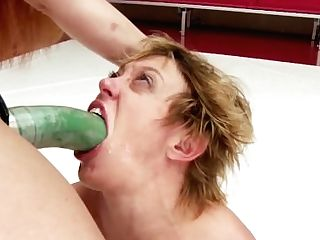 WomenтАЩs Grappling Loser Gets Aggressively Fucked