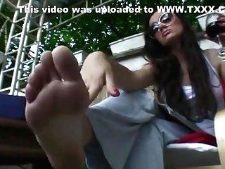 Footfetishbar Feet Display