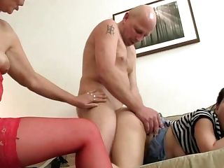 """""""nubile Makes Porno With His Older Parents"""""""