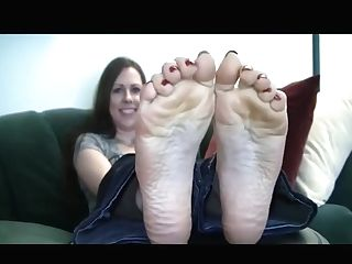 Samanthas Flawless Feet Creamy Wrinkles Size
